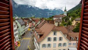 alquiler en Suiza