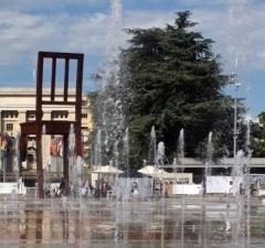Plaza de las Naciones