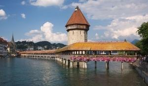 Puente de la Capilla de Lucerna