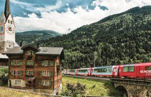 Desplazarse en Suiza