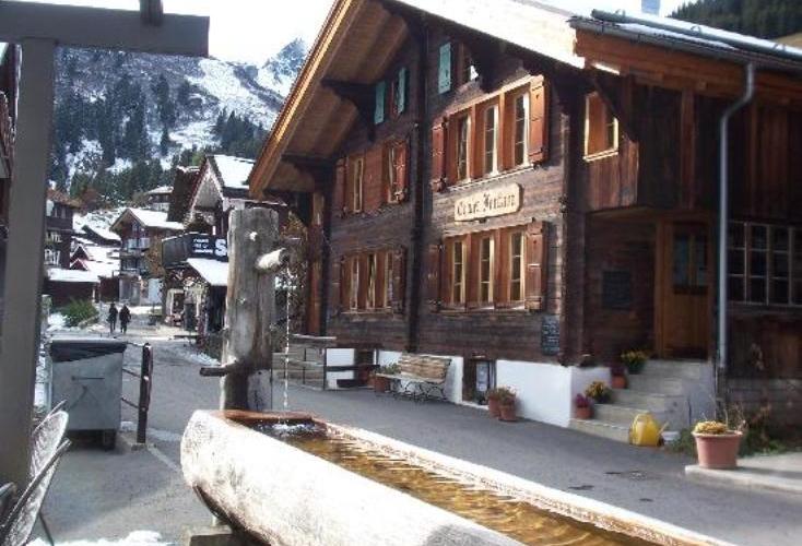 Hotel Chalet Fontana - Suiza