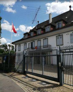 Embajada China en Suiza