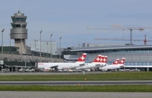 Aeropuertos de Suiza