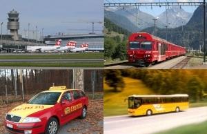 Transporte en Suiza