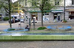 Suiza cuenta con innumerables plazas