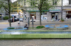 Plazas de Suiza