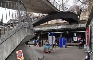 Estación Zúrich Stadelhofen