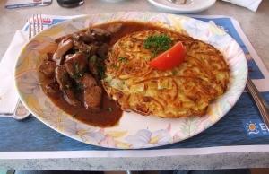 Restaurantes en Suiza