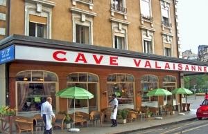 Restaurante en Ginebra