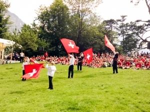 Fiesta Nacional de Suiza