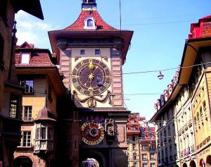 Torre de reloj, Berna